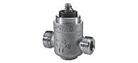 Малые 2-х и 3-х ходовые клапаны с ходом штока 2,5 мм VVP47, VXP47, VMP47